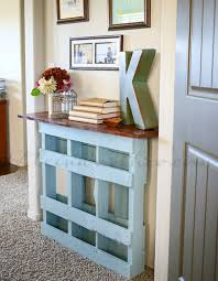 Pallet Kitchen Furniture Wood Pallet Crafts Easy Craft Ideas