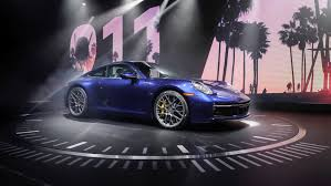 Oddly enough, it feels like we've spent all of 2018 waiting for the 2020. The New Porsche 911 A Design Icon And High Tech Sports Car