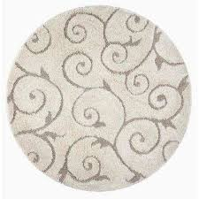 maisha cream 7 ft 10 in x 7 ft 10 in round