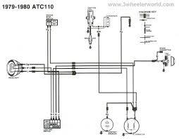 simple atv wiring diagram simple wiring diagrams online honda atc 110 light problem atvconnection com atv enthusiast on simple light wiring diagram 110