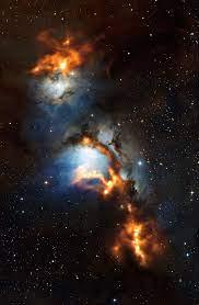 Telescopio APEX de Atacama capta hermosa imagen de nebulosa cercana al  Cinturón de Orión | Notas | BioBioChile