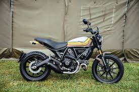 ducati unveil new scrambler mach 2 0 mcn