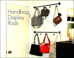 storage for purses in closet handbag purse ideas solutions organize coach purse storage bags