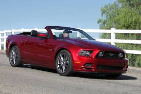 ford mustang 2014 convertible.  Ford 2014 Ford Mustang V8 Convertible Throughout Motor Trend