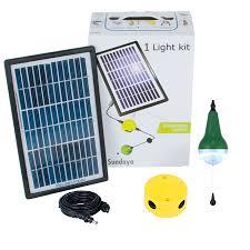 Solar Lighting KitsSolar Powered Lighting Kits