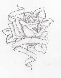 rose and ribbon tattoo designs. Tattoos Are Tattoodesign Rose And Ribbon Small Cool On Tattoo Designs