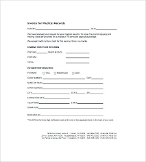 Medical Record Release Letter Release Of Records Template