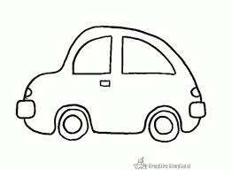 Kleurplaten Auto Peuters Brekelmansadviesgroep