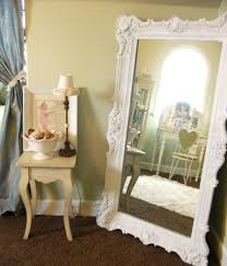 Oversized Wall Mirrors Bedroom For Shabby Chic Bedroom Decor ...