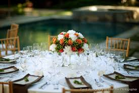 Private Party Table Setting