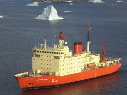 Resultado de imagen para El Almirante Irizar otra vez en el mar