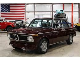 Coupe Series 2002 bmw for sale : 1972 BMW 2002 for Sale | ClassicCars.com | CC-1048729
