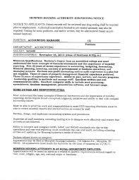 Key Skills For Accountant Resume Under Fontanacountryinn Com