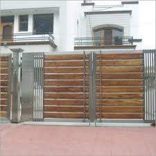 Gate Design Ideas 37 Spectacular Gate Design Ideas That You Can Copy Right Now