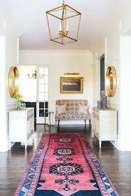 gold and pink and white living room