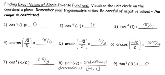all my files on inverse trig functions can be found here and this is everything introduction sheets evaluate sheets isn materials answer keys