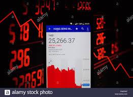 Hang Seng Index Stock Photos Hang Seng Index Stock Images