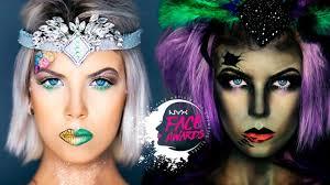 nyx cosmetics spain face awards 2017 mago de oz top30 szamosi makeup