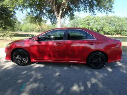 2013 Used Toyota Camry 4dr Sedan I4 Automatic SE at Central ...