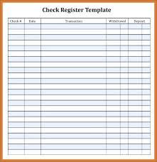 Check Register Printable Printable Check Ledger Krishnaplastics Co