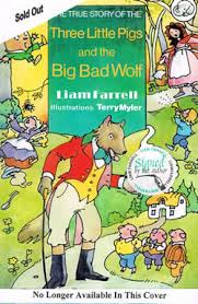 the books the true story of the three little pigs and the big bad wolf