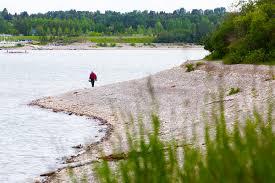 The City Of Calgary Glenmore Reservoir