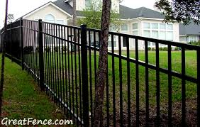s4 residential slope hill 2016 you should really consider installing your own aluminum fence
