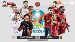 🔴LIVE เชียร์สด : สวิตเซอร์แลนด์ พบ สเปน | ยูโร 2020 รอบ 8 ทีมสุดท้าย -  YouTube