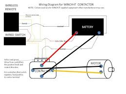 kfi winch contactor wiring diagram chunyan me extraordinary atv great wiring diagram for wound atv winch contactor warn control