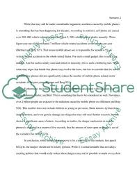 Explanatory Synthesis Essay Explanatory Synthesis Essay Phone Dangers Example Topics And