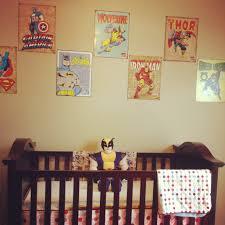 Superhero Boys Room Vintage Superhero Baby Room Baby Room Pinterest Superhero