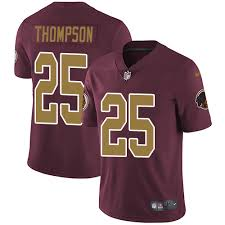 Limited Nike Burgundy Redskins 80th Chris Alternate Vapor Wholesale 25 Jersey Men's Thompson Red Nfl Untouchable Anniversary Washington caeccdddabcd|Tevin Coleman Fantasy: Start Or Sit 49ers RB In Week 6?