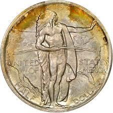 1936 S Oregon Trail 50c Ms Silver Commemoratives Ngc