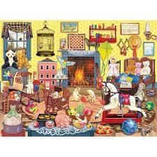 82 best Jigsaw Puzzles images on Pinterest | Jigsaw puzzles ...