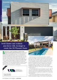 Arcologic Design Builders Choice Magazine March 2016 By The Builders Choice