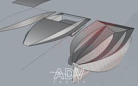 Designer Boat