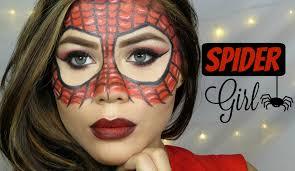 spider woman make up tutorial cristina vives