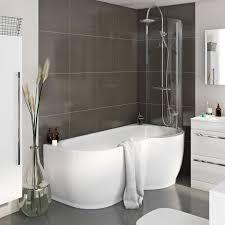 bathtub shower combination bathroom l shaped jacuzzi bath corner baths dimensions clawfoot tub gl enclosure p