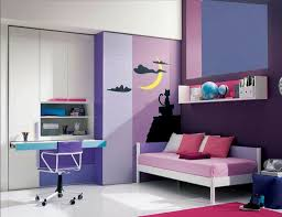 Simple Teenage Bedroom Girls Bedroom Charming Purple And Pink Gorgeous Teenage Girl