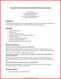 Template Office Assistant Resume Sample Pdf Administrative Examples