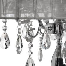 crystal drop chandelier floor lamp pin it tweet
