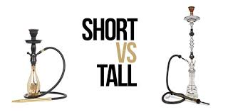 Does Size Matter Short Vs Tall Hookahs Besthookahsguide