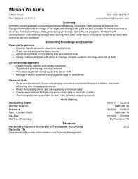 Title Clerk Resume Accounting Clerk Accounting Finance Resume