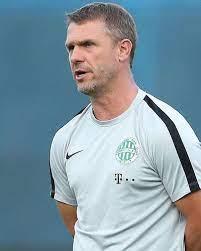 Serhiy stanislavovych rebrov (born on 3 june 1974 in horlivka, donetsk oblast) is a retired ukrainian football forward turned midfielder, who is currently managing the ukrainian club fc dynamo kyiv. Serhiy Rebrov