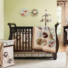 appealing animal crib per and chic crib mobile custom baby bedding sets kids bedroom sets