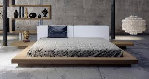 japanese style bedroom furniture. Arata Japanese Platform Bed Style Bedroom Furniture Y
