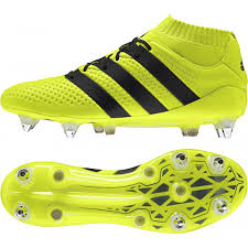 adidas ace. adidas ace 16.1 primeknit soft ground mens football boots - yellow