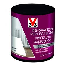 <b>Краска V33 RENOVATION</b> PERFECTION 119722, для радиаторов ...