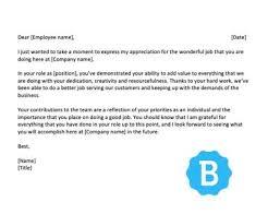 Good Job Template Good Job Letter Faxnet1 Org
