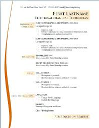 2014 Best Resume Format Free Template Thekindlecrew Com